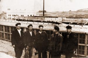 Бригада плотников Касаткина