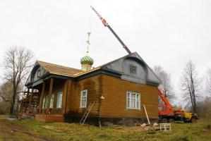 Храм преподобного Макария Унженского