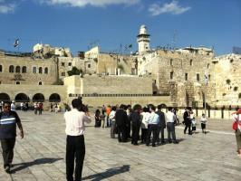 В старом Ирусалиме