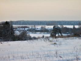 деревня Мельничное