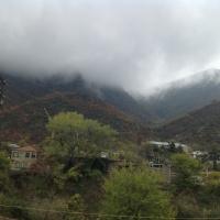Первое декабря в Грузии, ну, похолодало, уже не 30жары((((
