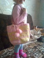 сумка для дочки(