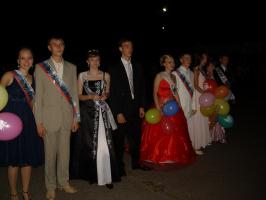 Выпускники школы №2,2007 г.
