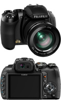 Цифровой фотоаппарат Fujifilm FinePix HS10