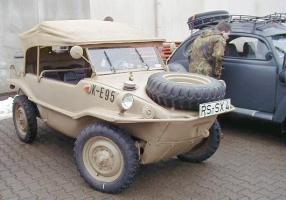 """KdF 166 """"Schwimmwagen"""", Pkw. Typ K2s.1942-44"""