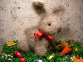 Пасхальный кролик.