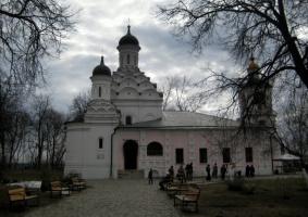 Церковь Живоначальной Троицы в Хорошеве