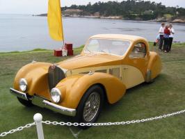 1936 Bugatti Type 57 Atalante Coupe