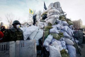 В Киеве растут новые баррикады