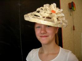 Шляпка Пермяковой Вики