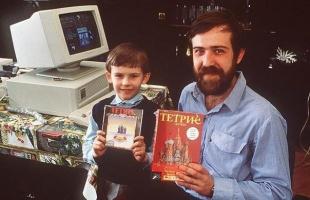 Алексей Пажитнов — советский программист, изобретатель игры «Тетрис»