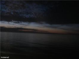 Ночь и море