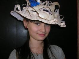 Шляпка Мальцевой Юлии