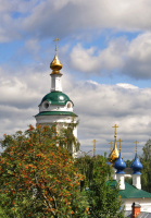 Церковь великомученицы Варвары. г. Плес.