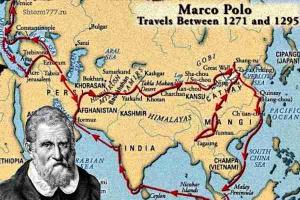 Что привёз в Европу Марко Поло, если учесть, что для этого надо было сначала термически обработать фруктовый сок? Что в итоге получалось?