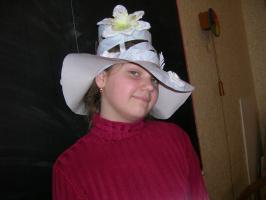 Шляпка Кусь Ирины
