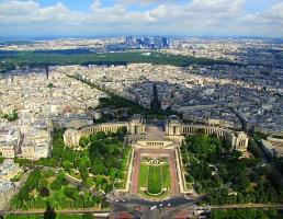 Париж - как на ладони...