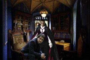 Гоша Каджи и князь Хаш