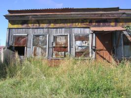Бывший магазин на ул.Школьная