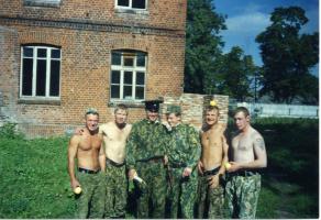 Силантьев Евгений (справа)