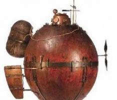 Где и кем впервые в мире была спущена на воду действующая подводная лодка?
