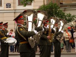 Медные трубы оркестра