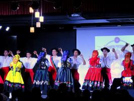 Португальские танцы (+ 3 снимка)
