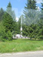 Памятник в п. Затеиха.