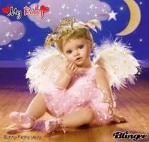 Ангел-наш хранитель!