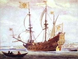 Кто первый создал Русский флот? Коротко о том, как это было.