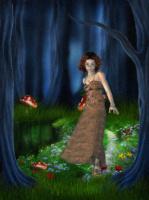 Янка в Сумеречном лесу