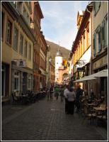 Улочками старинного городка.
