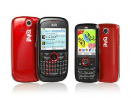 INQ выпустила два новых «твиттерфона»
