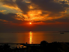 Магические краски восхода (Мёртвое море)