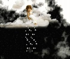 ангелочек-звездочет!