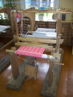 Когда и где впервые появились ткацкие станки?