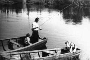 Рыбалка на Родинке