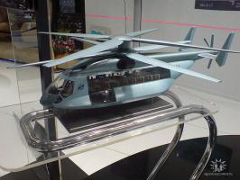"""Перспективная модель """"КА-92"""""""