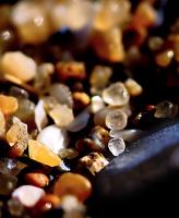 Песок на побережье Бугово