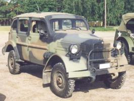 Volvo TPV, 1944-1946