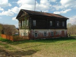 Домик в д.Беляево