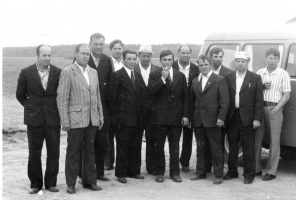Председатели