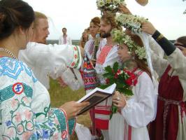 Славянская свадьба 3