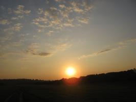 Осений закат-1