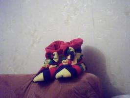 тапки-ботики