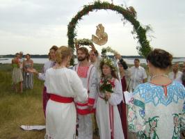 Славянская свадьба 2