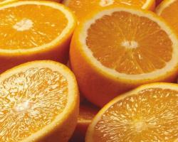 Как посчитать сколько долек в апельсине не снимая с него кожуру?