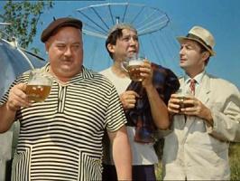 Что появилось раньше пиво или квас?