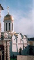 Троицкий храм: место упокоения прп Сергия