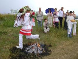 Славянская свадьба 5